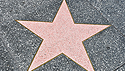 Der Walk of Fame in Berlin