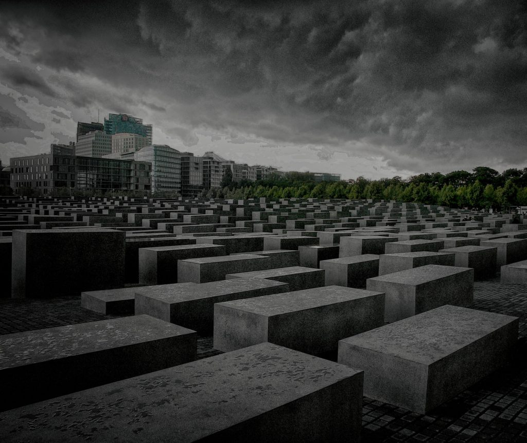 Holocaust Mahnmal in Berlin