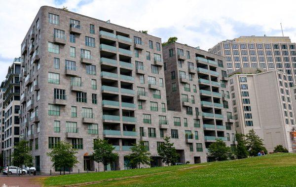 Architektur potsdamer platz zeitlos modern for Apartments maison am olivaer platz