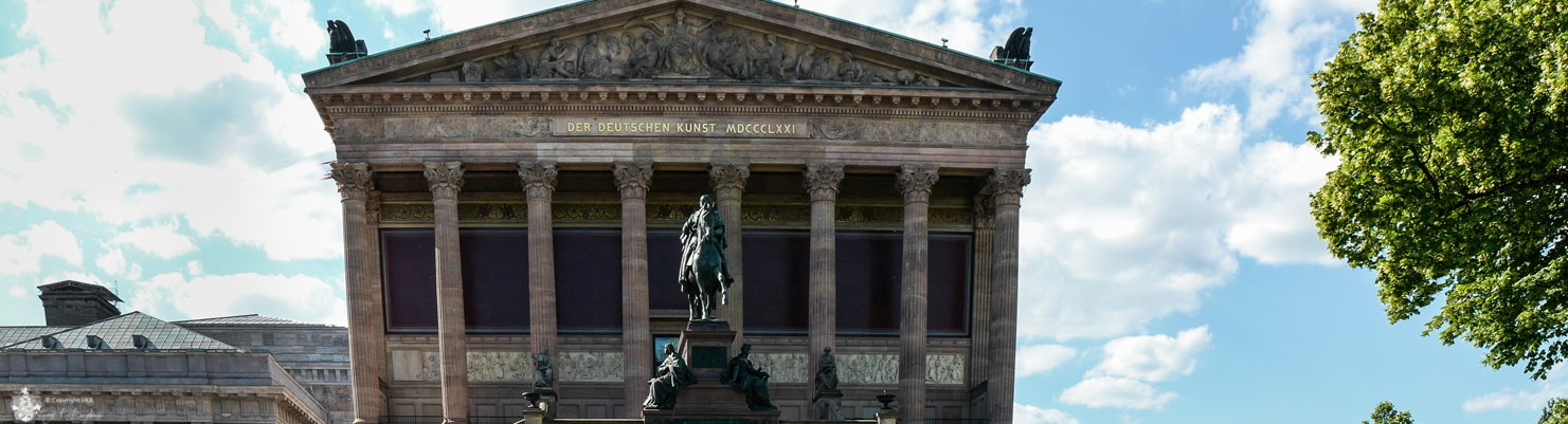 Alte Nationalgalerie Header