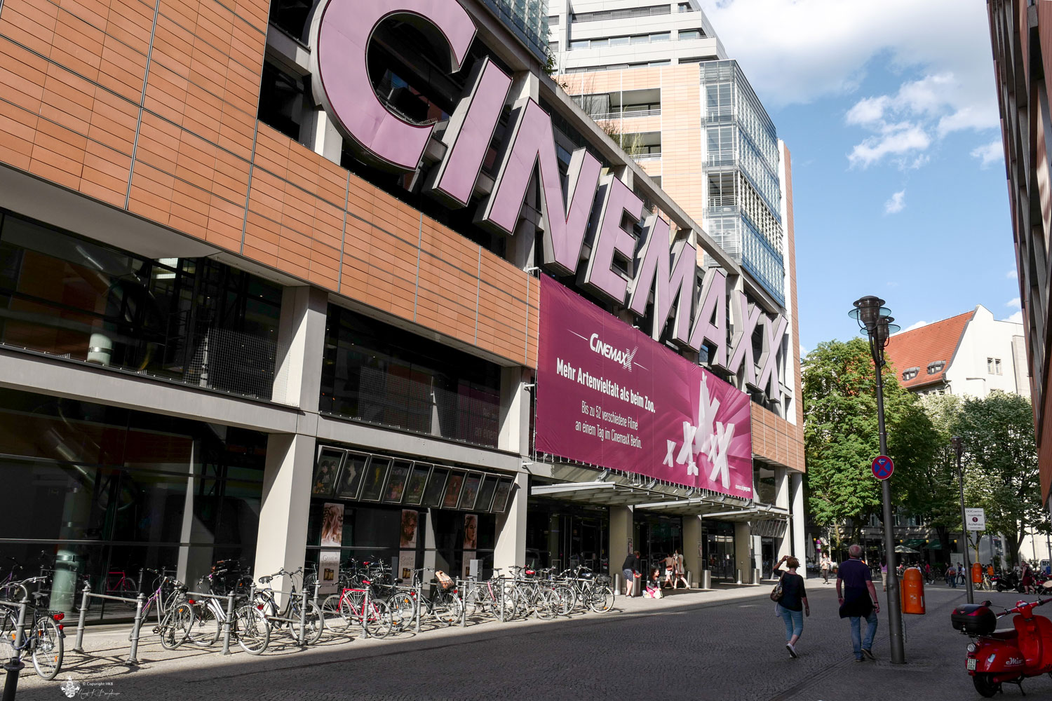 Cinemaxx am Potsdamer Platz