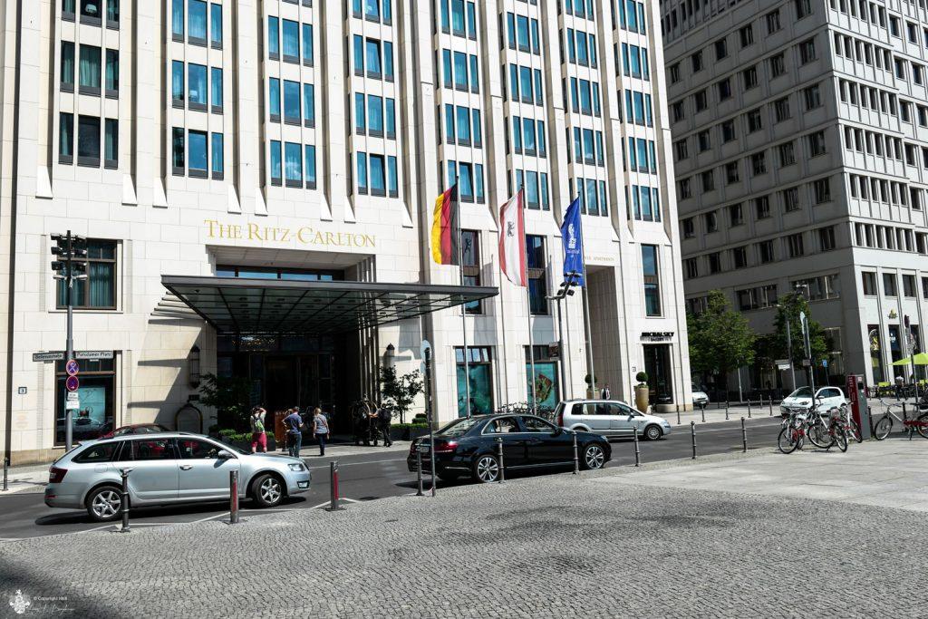 Hotel Ritz Carlton Potsdamer Platz Berlin