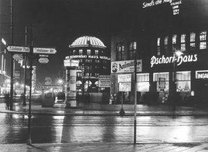 Potsdamer Platz Goldenen Zwanziger Jahre