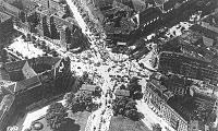 Potsdamer Platz 1920 von oben