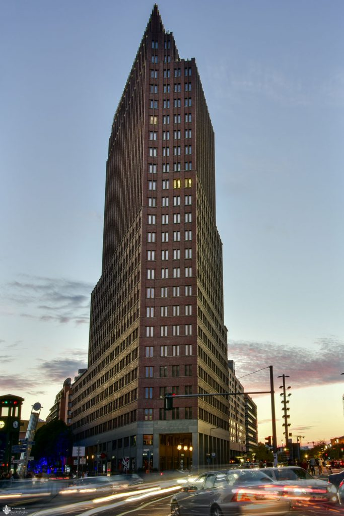 Global Tower Potsdamer Platz