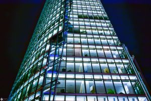 Potsdamer Platz Bahntower November2014