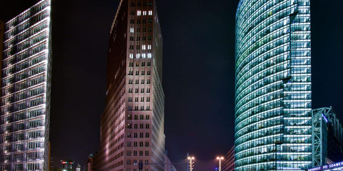 Potsdamer Platz November 2014