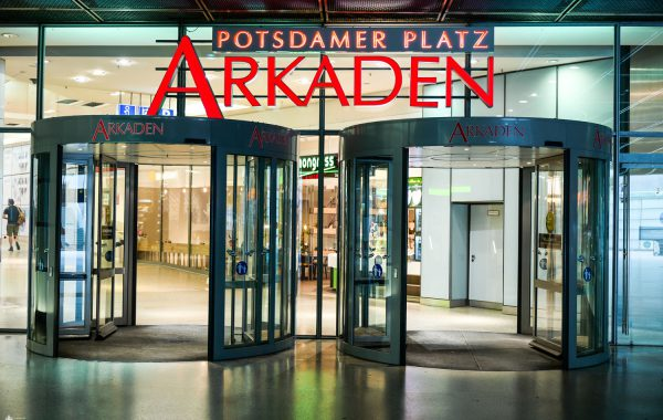 Arkaden am Potsdamer Platz