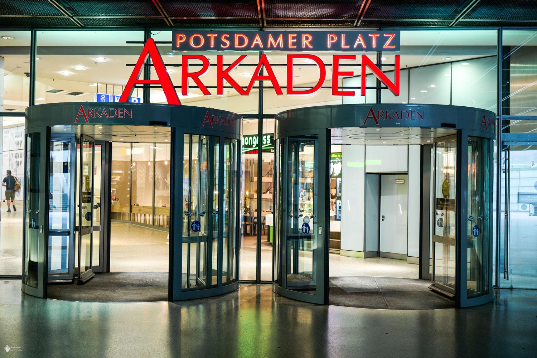 Arkaden Berlin