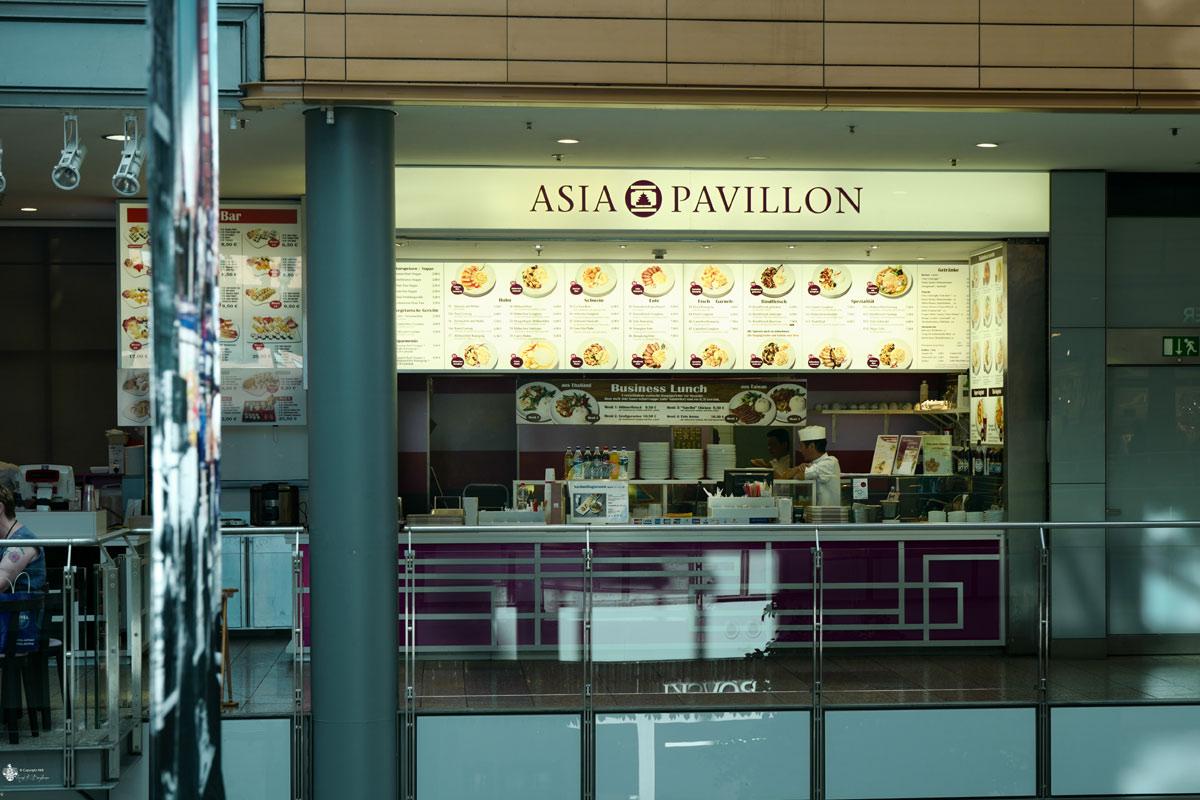 Asia Pavillon Potsdamer Platz