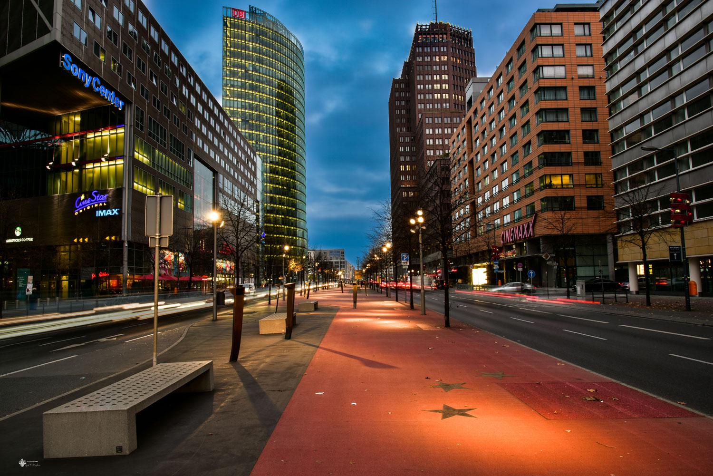 Boulevard der Stars Potsdamer Strasse