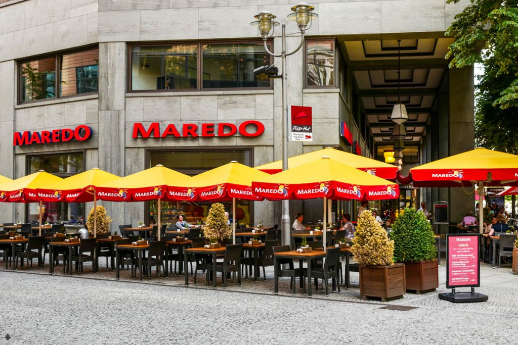 maredo steakhouse berlin am potsdamer platz. Black Bedroom Furniture Sets. Home Design Ideas