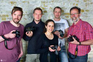 Fotokurs Teilnehmer