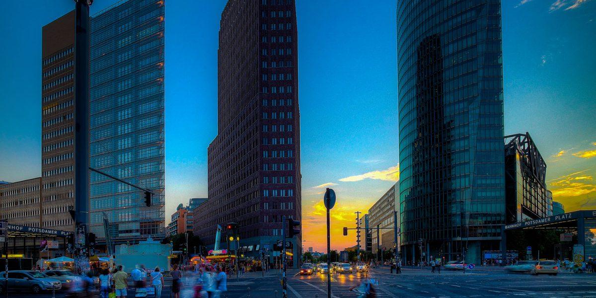 Potsdamer Platz 24. Juni 2016