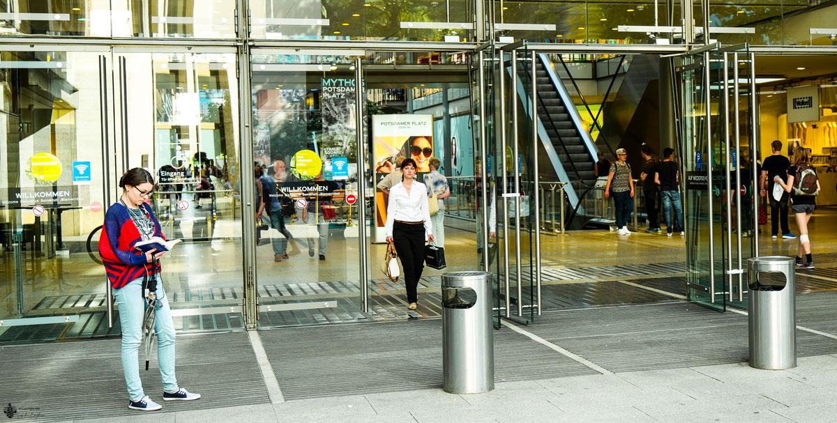 Shopping Angebote Potsdamer Platz