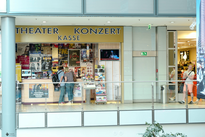 Geldautomat Potsdamer Platz