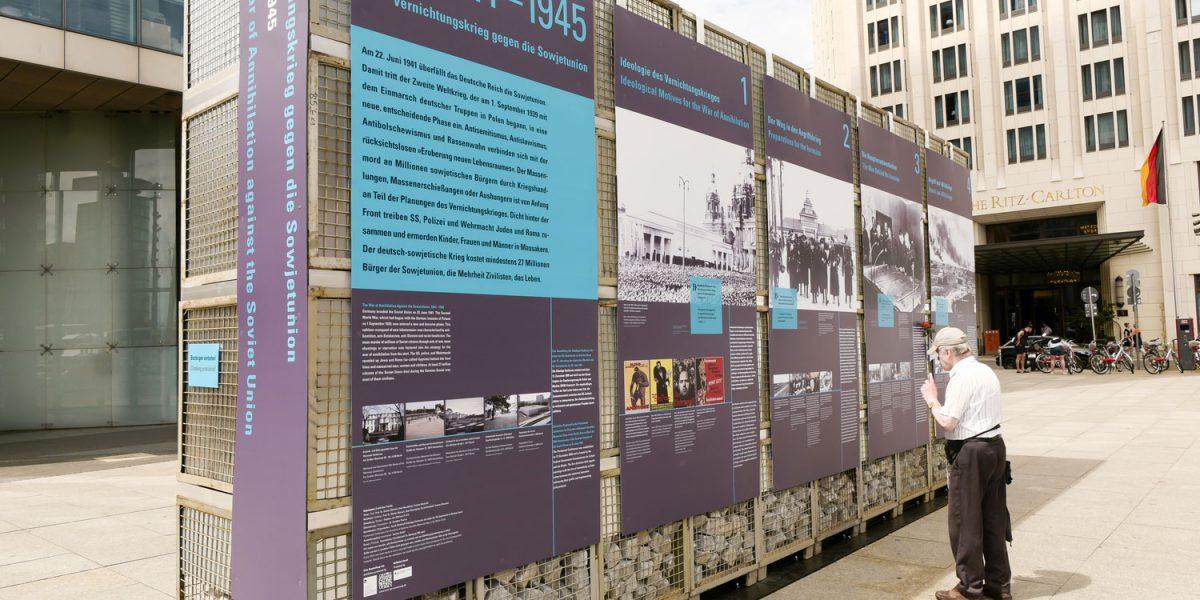 Vernichtungskrieg gegen Sowjetunion Ausstellung