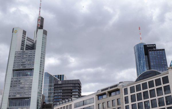Banken am Potsdamer Platz