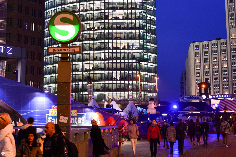 Potsdamer Platz Ecke Stresemannstrasse