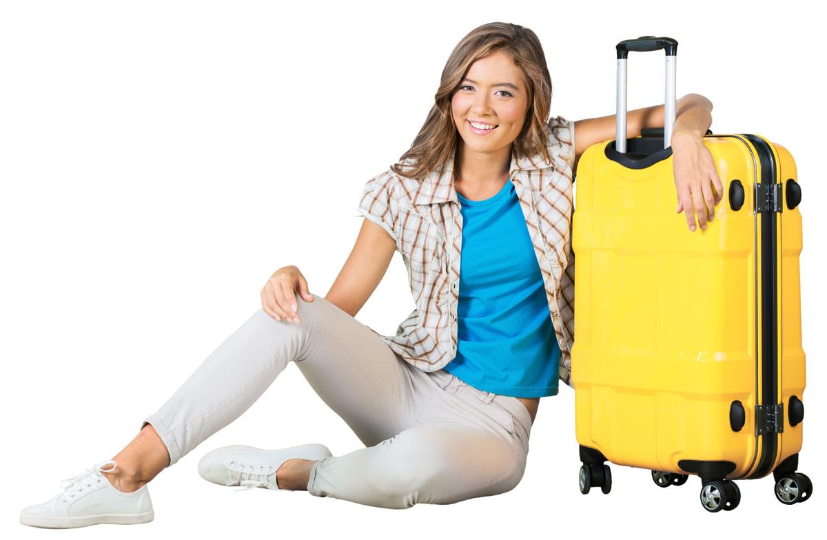 Mit dem Koffer nach Berlin