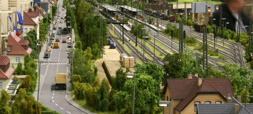 Miniaturbahn Loxx